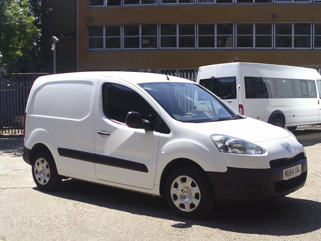 2014 Peugeot Partner L1 850 S 1.6 92PS (SLD) EURO 5 (NU64XMJ)