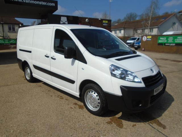 2014 Peugeot Expert 1200 1.6 Hdi 90 H1 Van Euro 4/5 (NU64XUM)