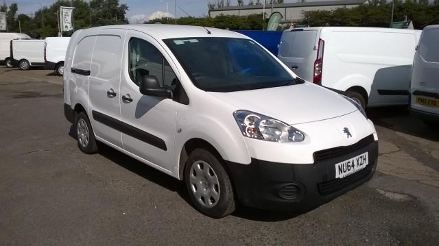 2014 Peugeot Partner  L2 716 1.6 92 CREW VAN EURO 5 (NU64XZH)