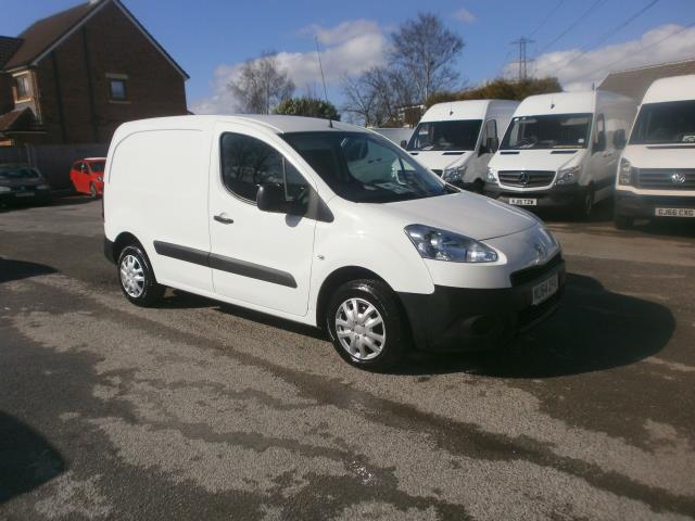 2014 Peugeot Partner L1 850 Se 1.6 Hdi 92 Van (NU64ZFR)