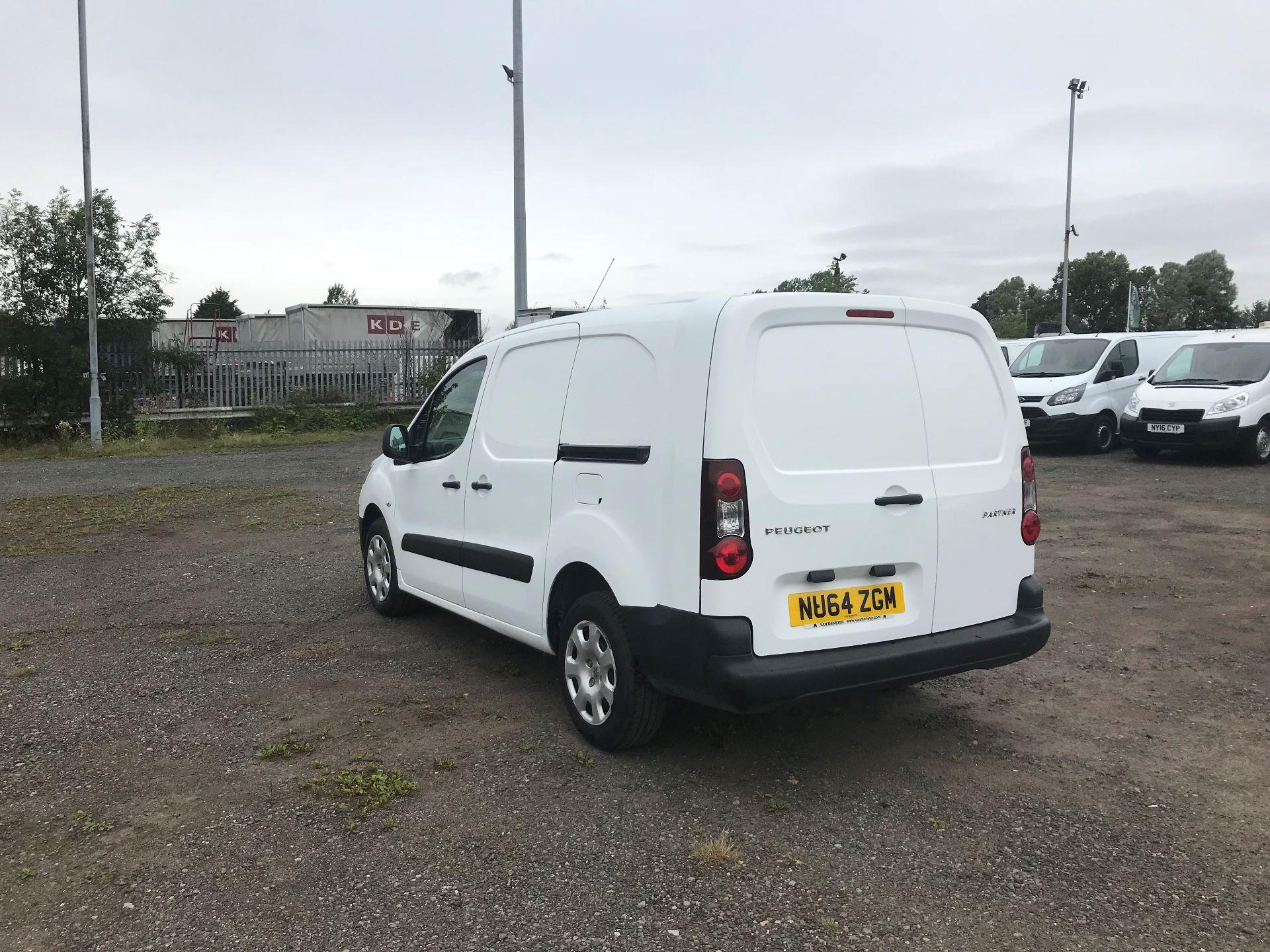2014 Peugeot Partner 750 S 1.6 Hdi 92 Van (NU64ZGM) Image 6