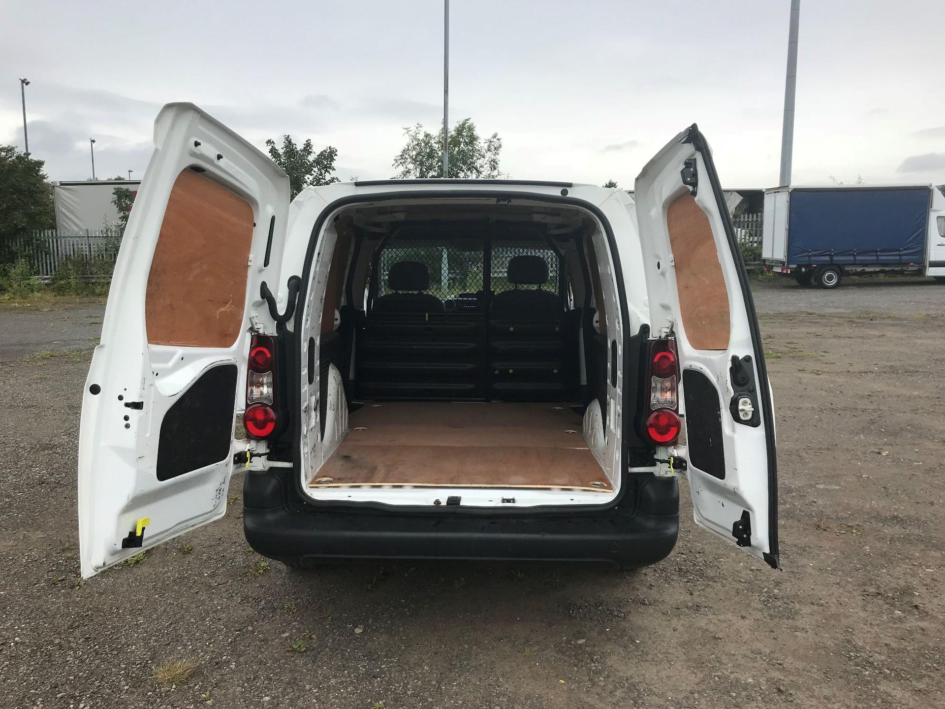 2014 Peugeot Partner 750 S 1.6 Hdi 92 Van (NU64ZGM) Image 12