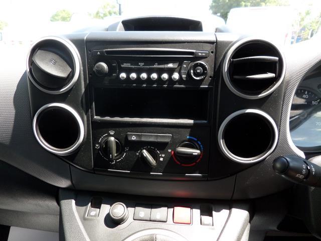 2014 Peugeot Partner L1 850 S 1.6 92PS (SLD) EURO 5 (NU64ZRJ) Image 10