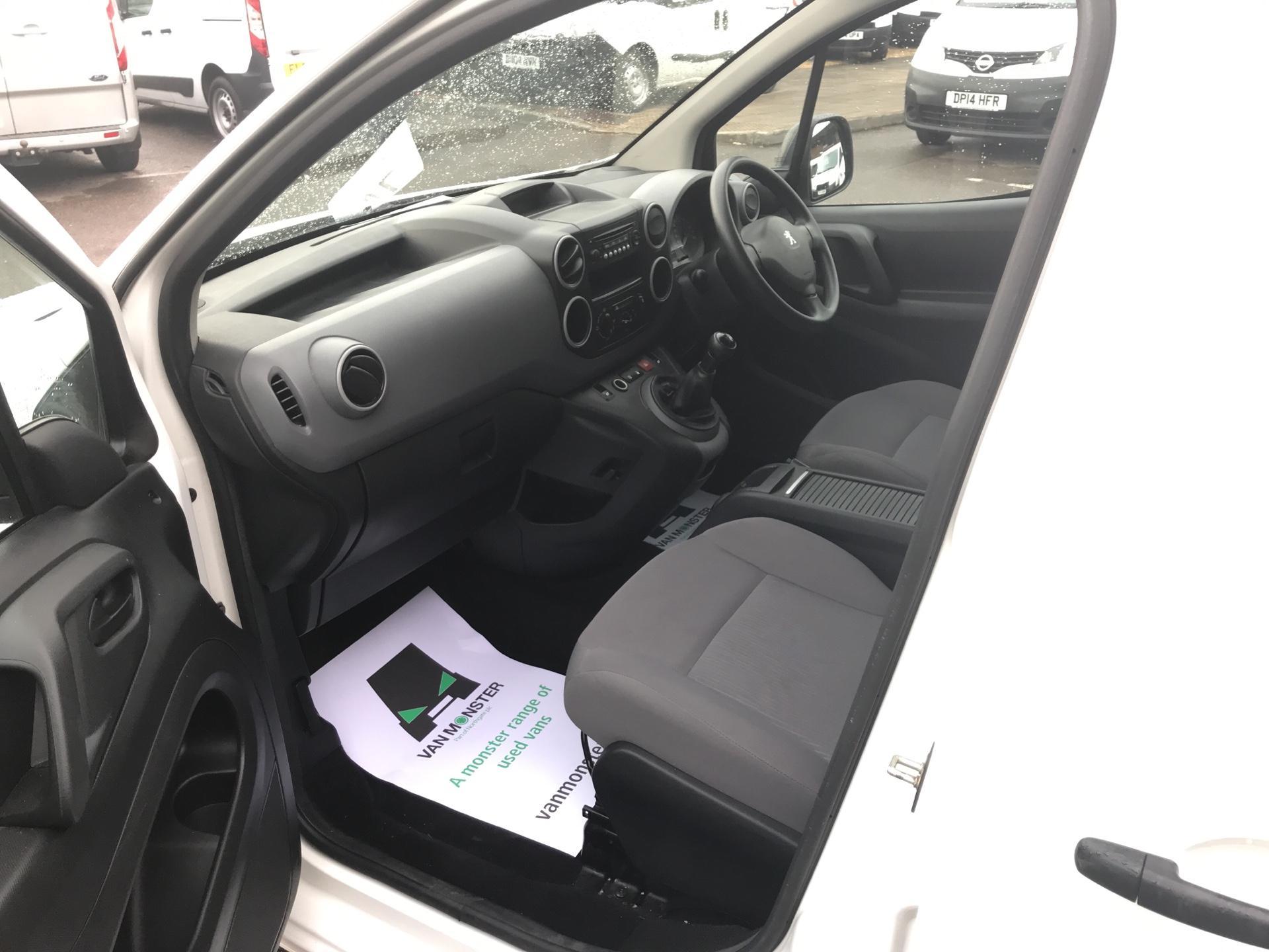 2014 Peugeot Partner L1 850 S 1.6 92PS (SLD) EURO 5 (NU64ZTZ) Image 14