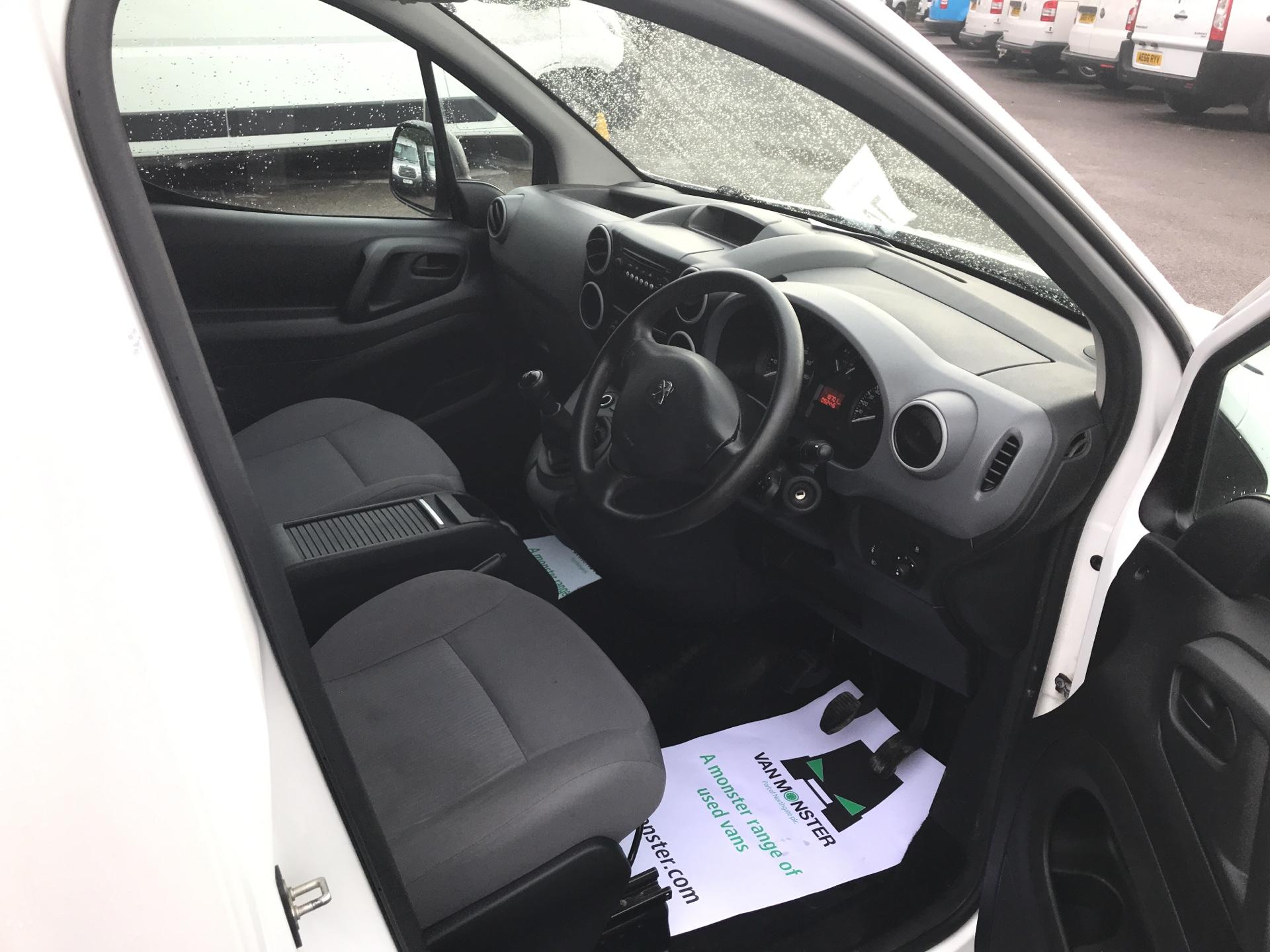 2014 Peugeot Partner L1 850 S 1.6 92PS (SLD) EURO 5 (NU64ZTZ) Image 9