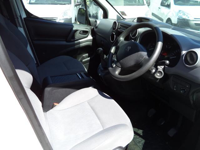 2014 Peugeot Partner L1 850 S 1.6HDI 92PS (SLD) EURO 5 (NU64ZVB) Image 10