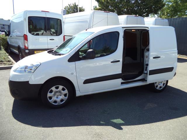 2014 Peugeot Partner L1 850 S 1.6HDI 92PS (SLD) EURO 5 (NU64ZVB) Image 8