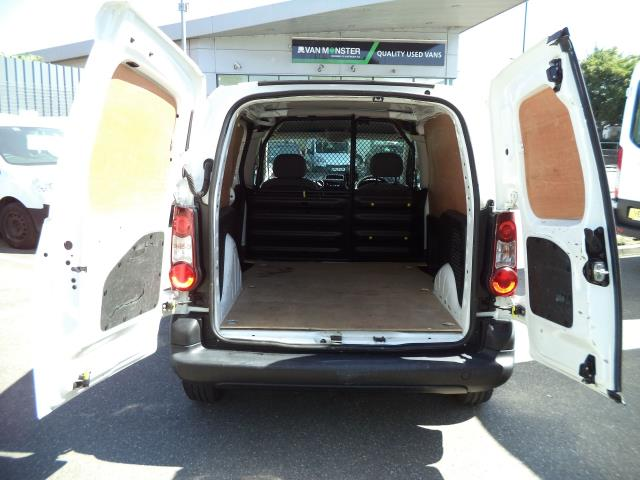 2014 Peugeot Partner L1 850 S 1.6HDI 92PS (SLD) EURO 5 (NU64ZVB) Image 6