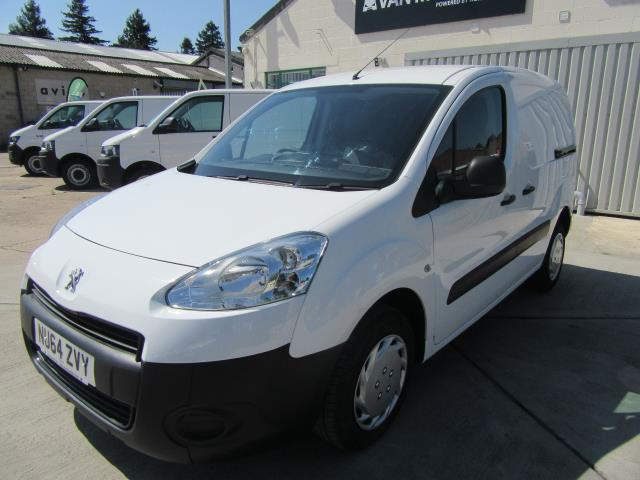2014 Peugeot Partner L1 850 S 1.6 92PS (SLD) EURO 5 (NU64ZVY) Image 20