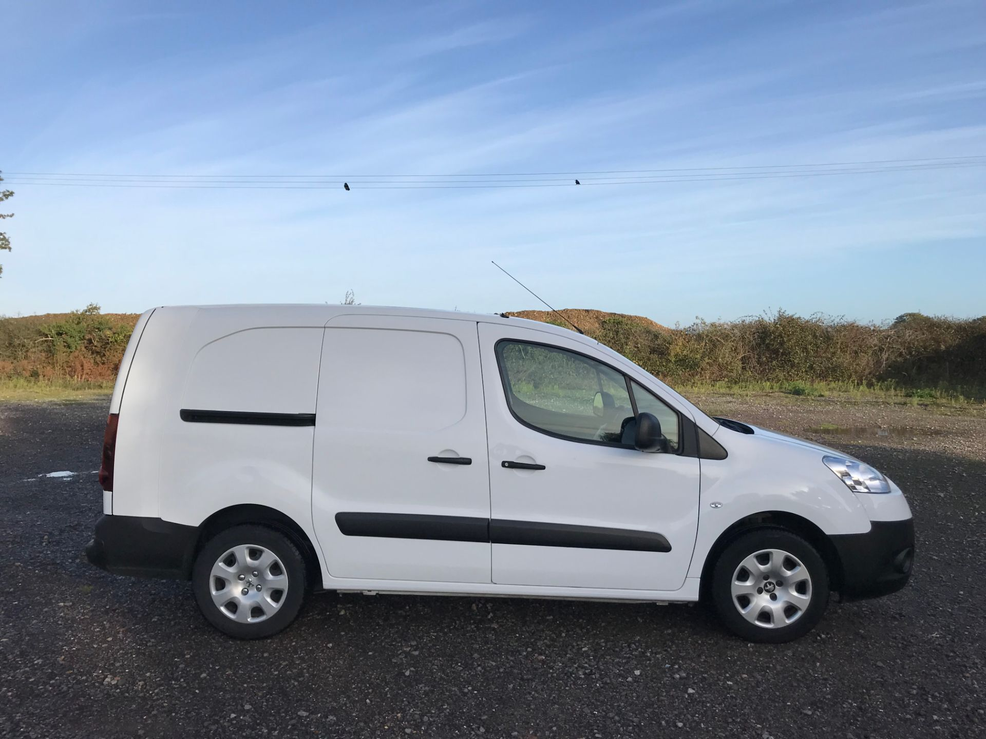 2015 Peugeot Partner 716 S 1.6 Hdi 92 Crew Van (NU65AEV) Image 7