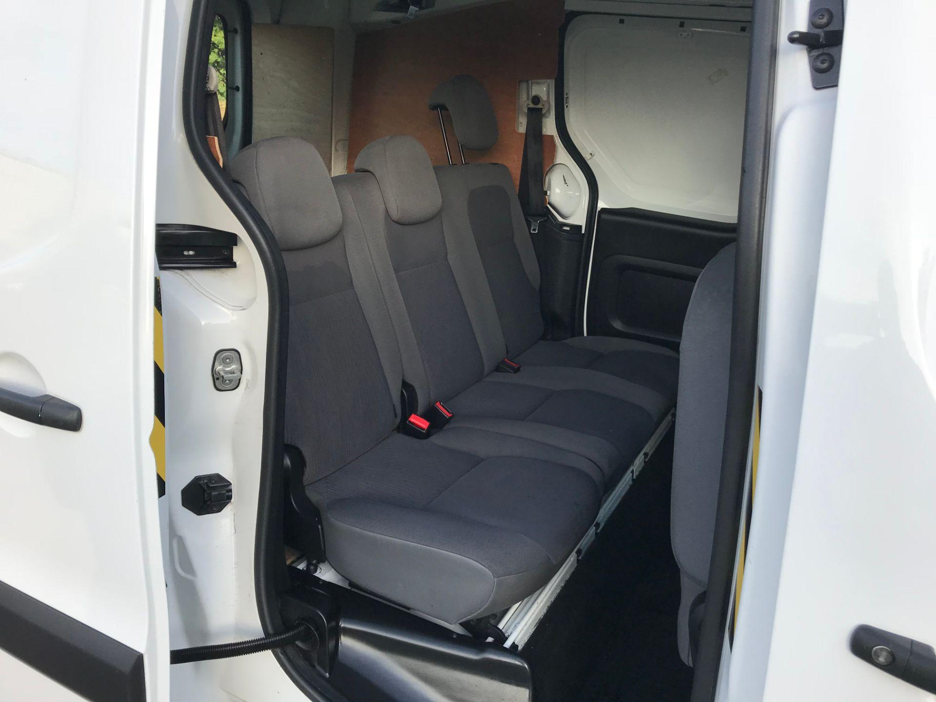 2015 Peugeot Partner 716 S 1.6 Hdi 92 Crew Van (NU65AEV) Image 11