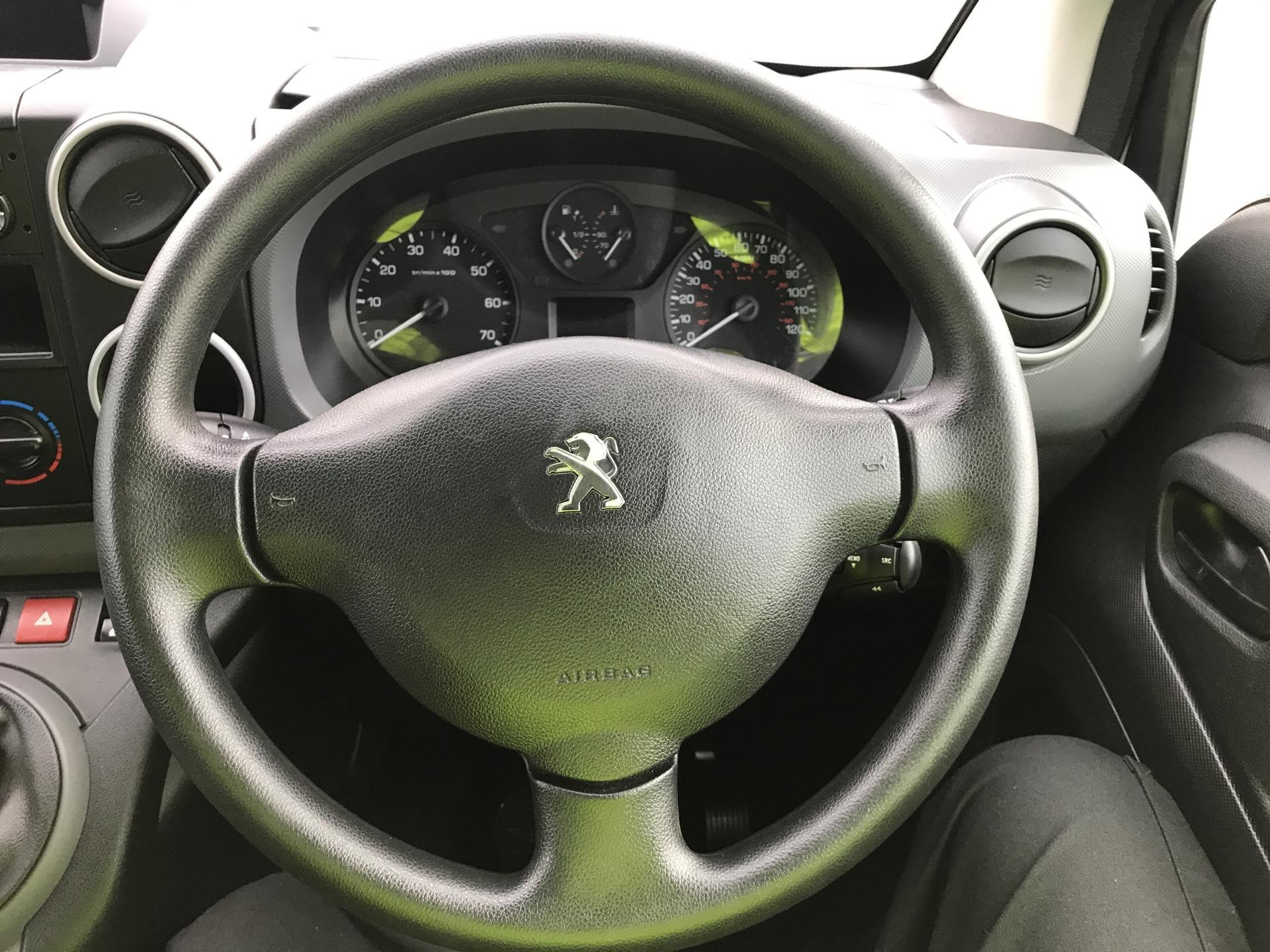2015 Peugeot Partner L1 850 S 1.6 92PS (SLD) EURO 5 (NU65AFY) Image 12