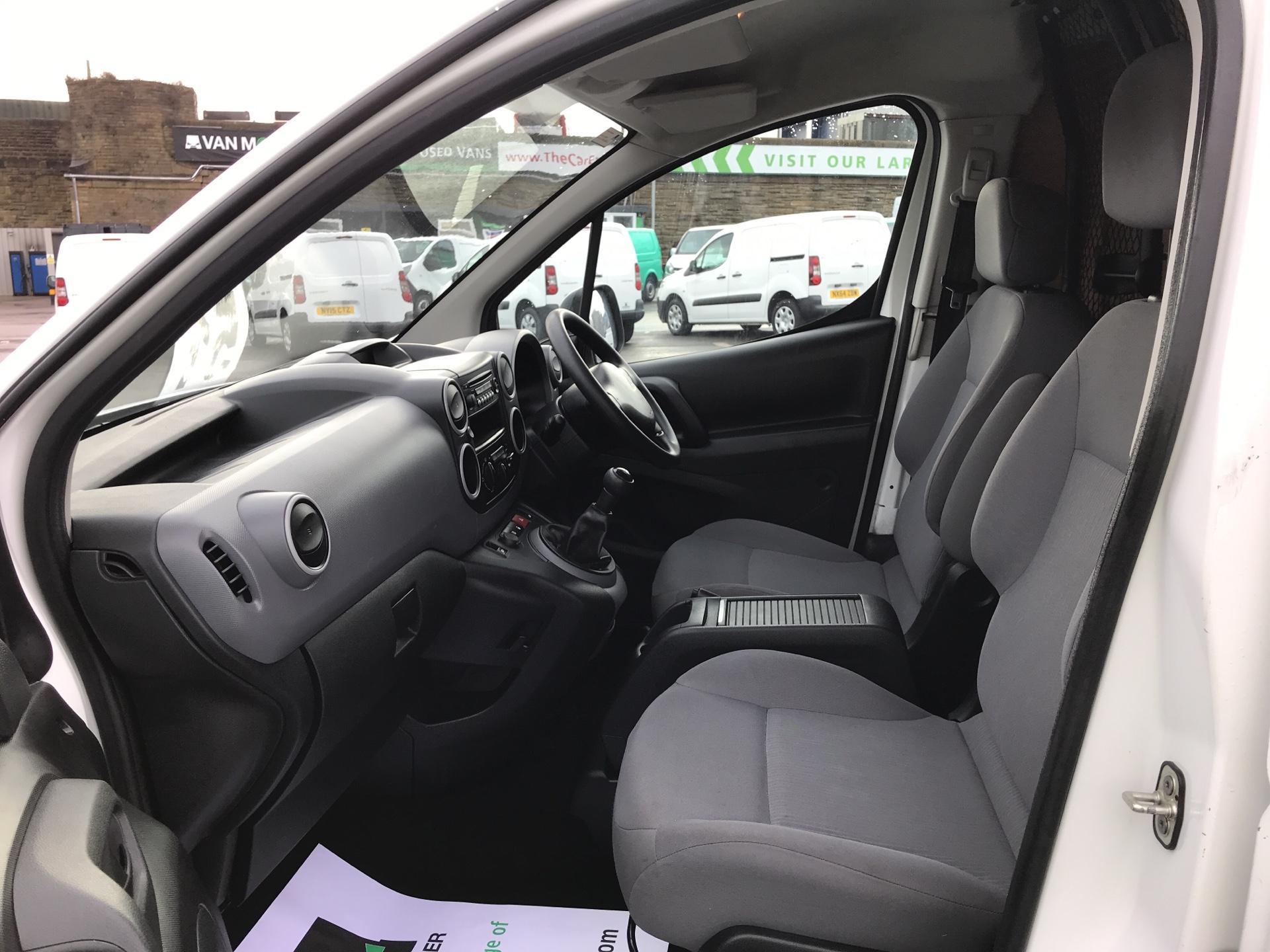 2015 Peugeot Partner L1 850 S 1.6 92PS (SLD) EURO 5 (NU65AFY) Image 14