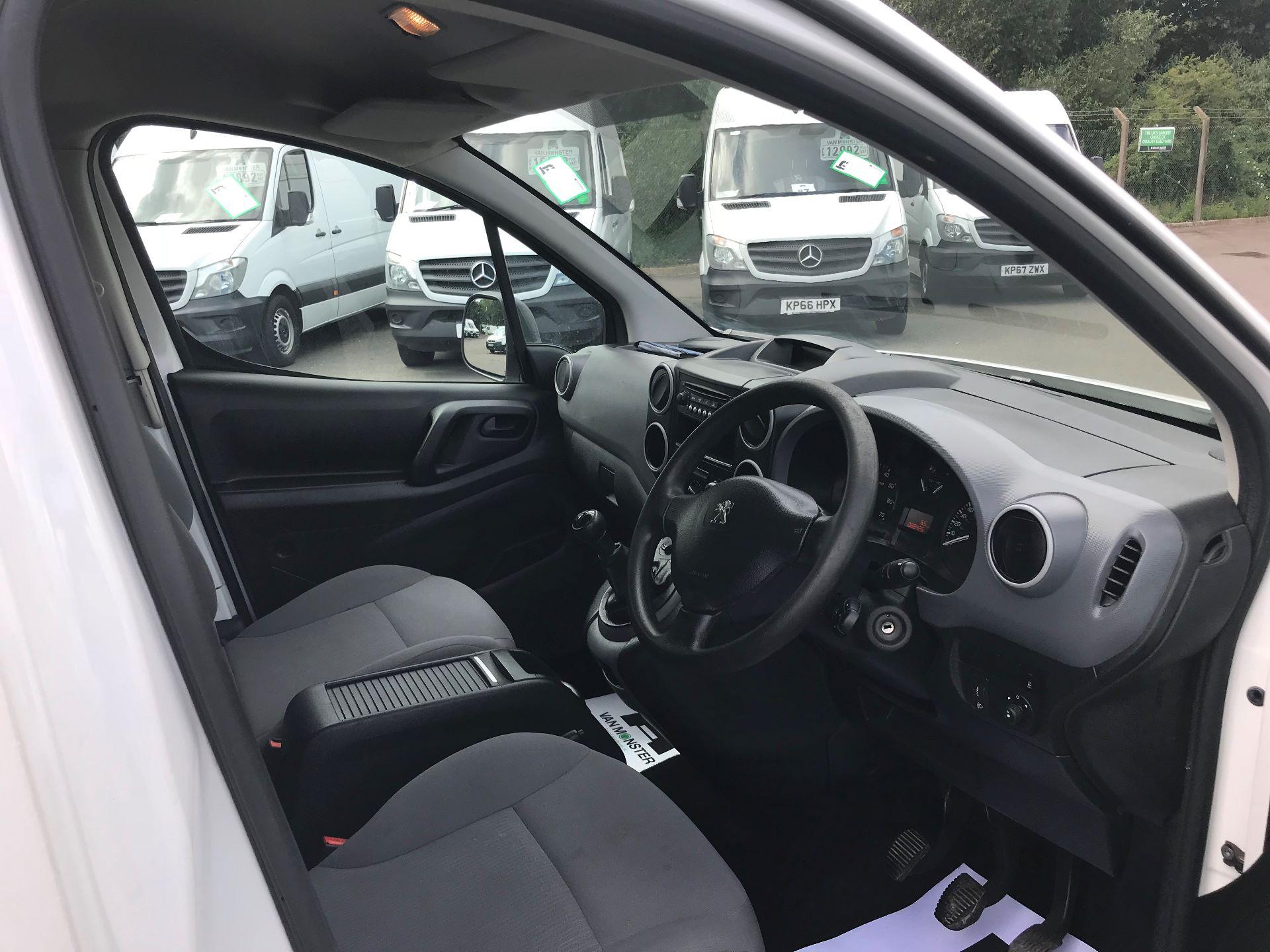 2015 Peugeot Partner L1 850 S 1.6 92PS (SLD) EURO 5 (NU65BVY) Image 17