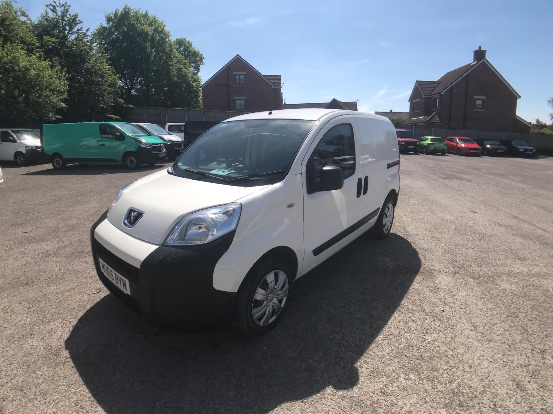 2015 Peugeot Bipper 1.3 HDI 75 S PLUS PACK NON S/S EURO 5 (NU65BYN) Image 7