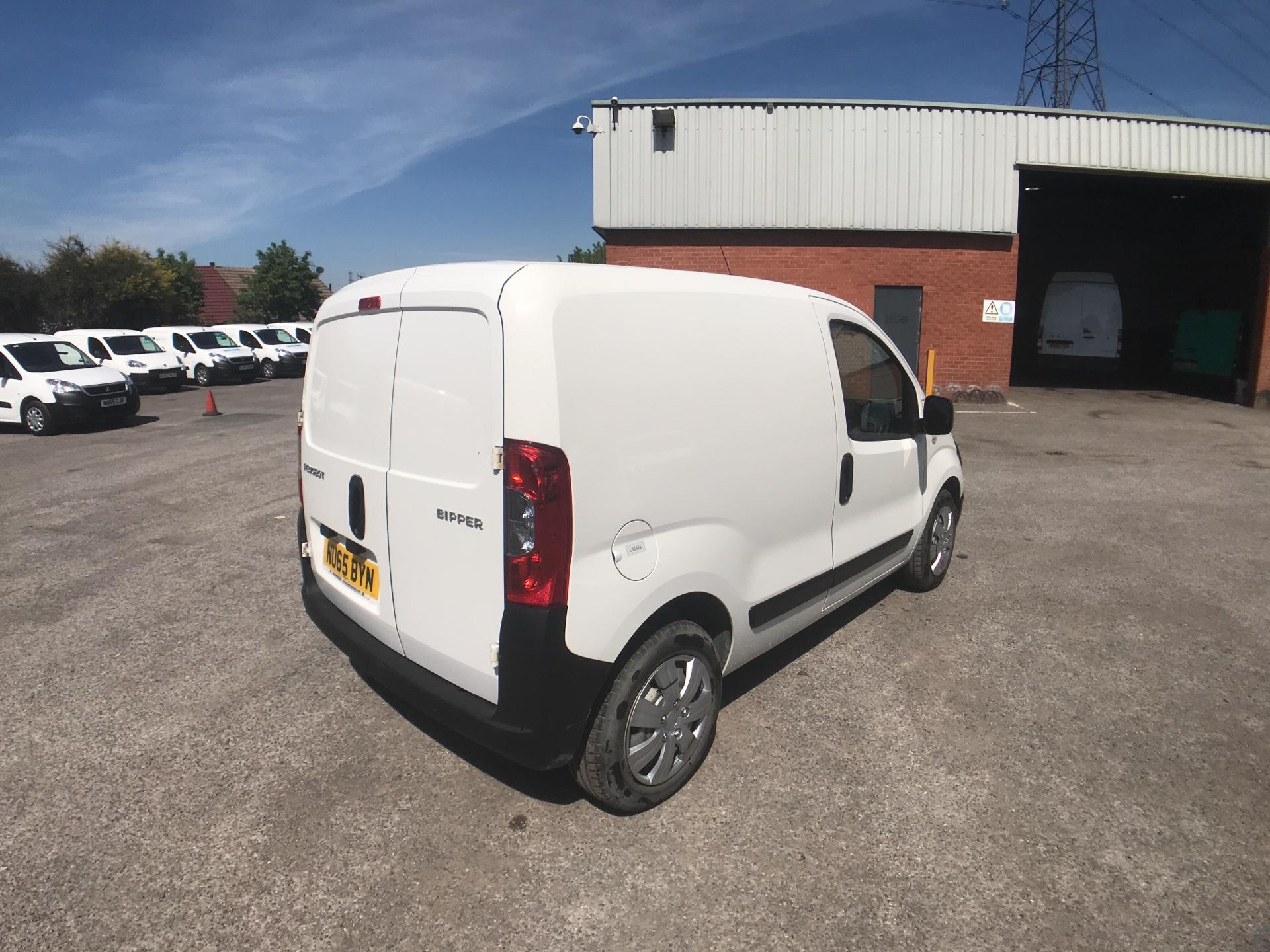 2015 Peugeot Bipper 1.3 HDI 75 S PLUS PACK NON S/S EURO 5 (NU65BYN) Image 3