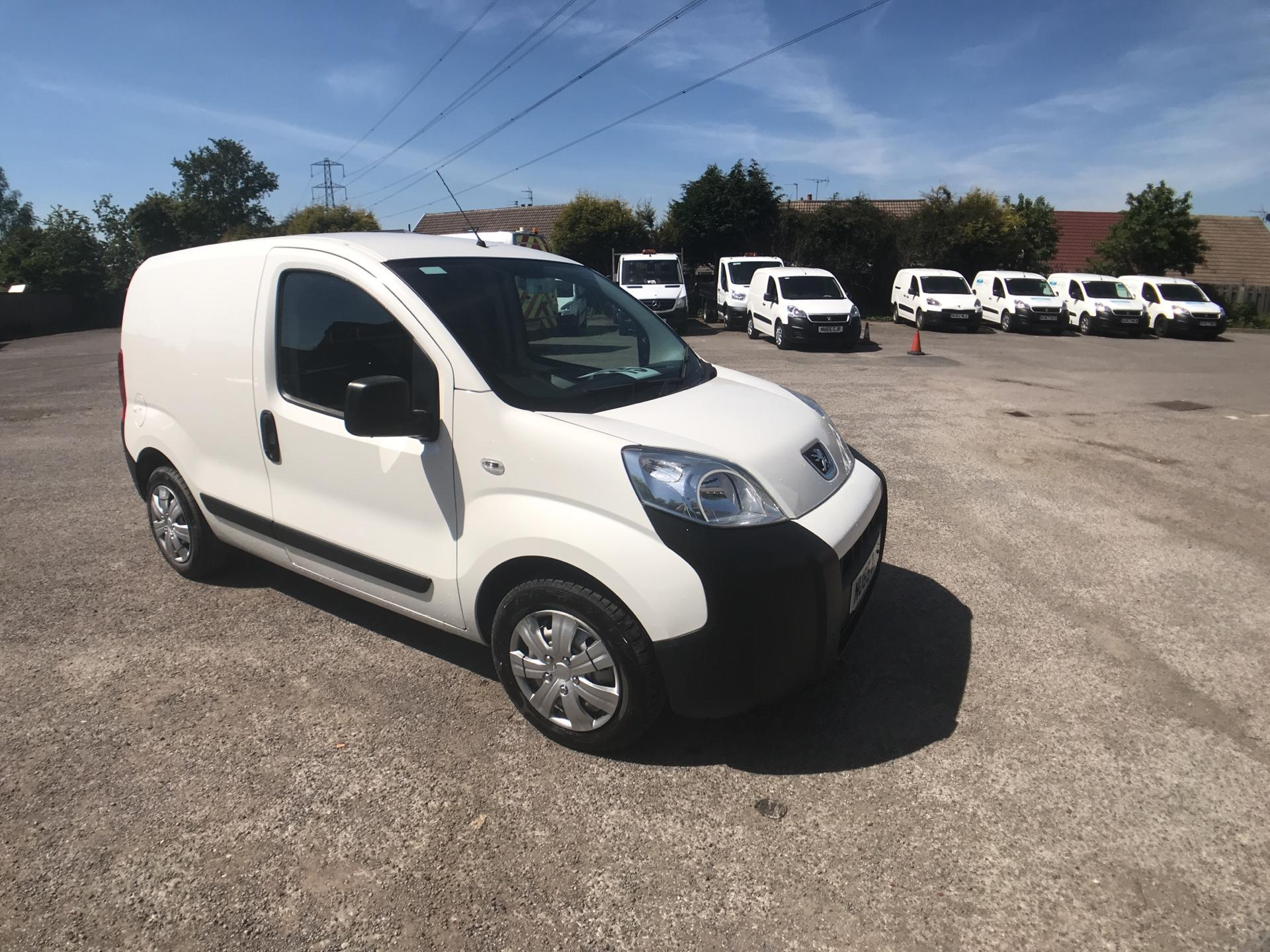 2015 Peugeot Bipper 1.3 HDI 75 S PLUS PACK NON S/S EURO 5 (NU65BYN)