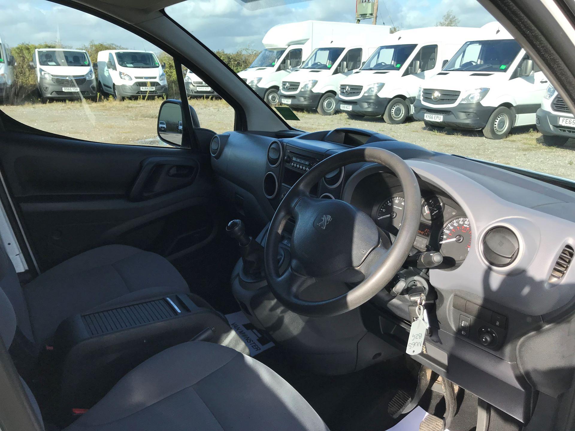 2015 Peugeot Partner L1 850 S 1.6 92PS (SLD) EURO 5 (NU65BZG) Image 15