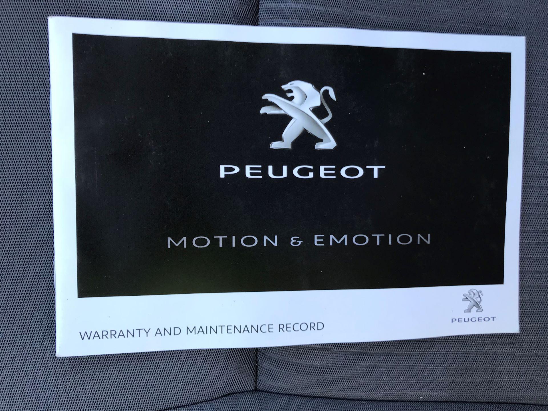 2015 Peugeot Partner L1 850 S 1.6 92PS (SLD) EURO 5 (NU65BZG) Image 32