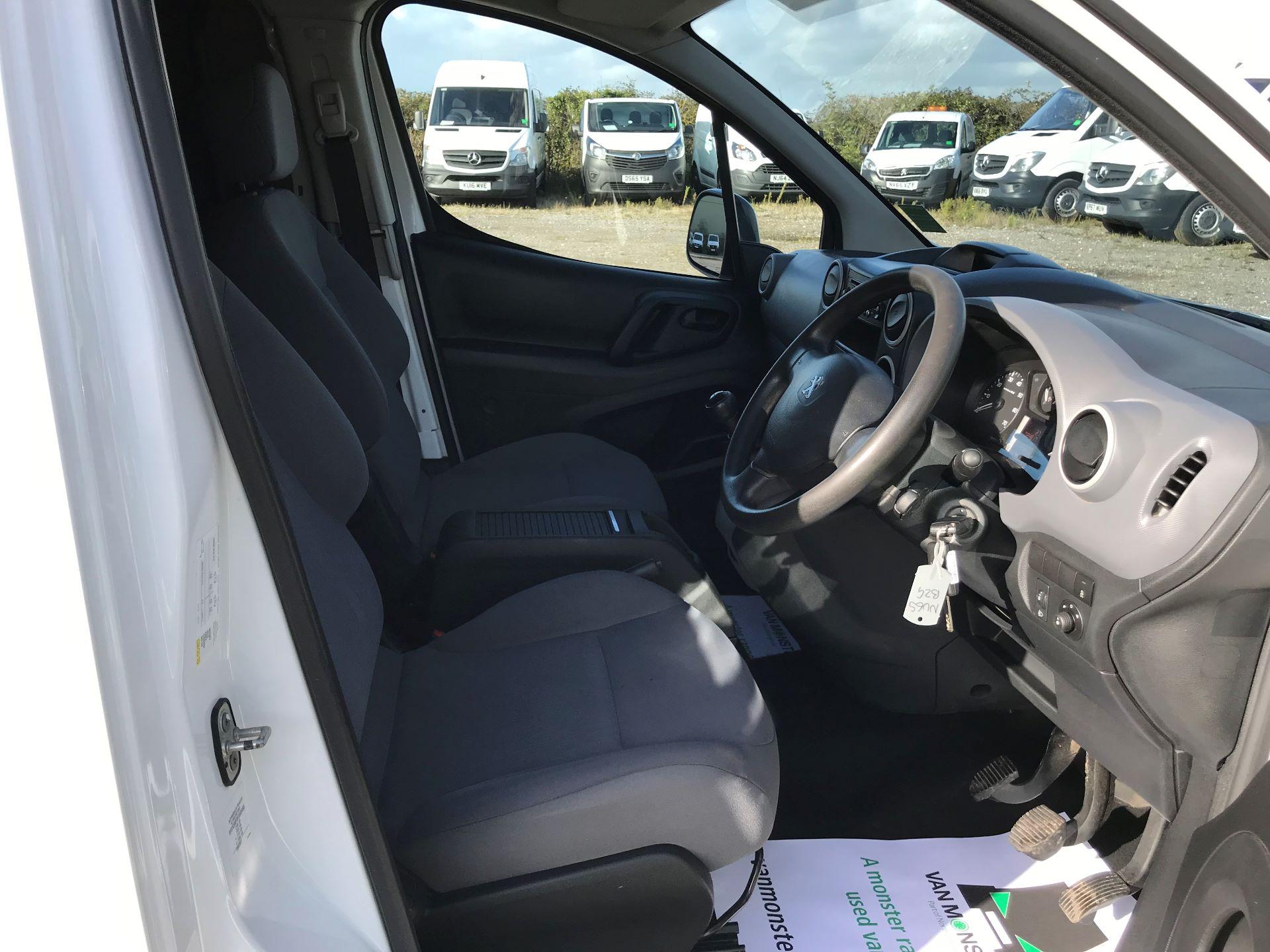2015 Peugeot Partner L1 850 S 1.6 92PS (SLD) EURO 5 (NU65BZG) Image 16
