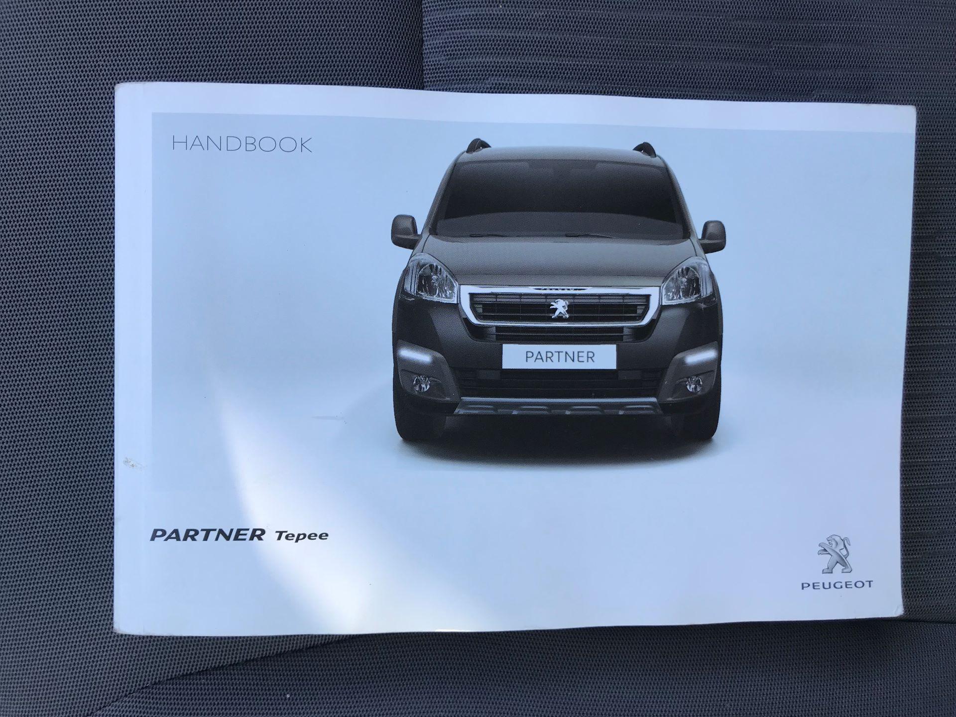 2015 Peugeot Partner L1 850 S 1.6 92PS (SLD) EURO 5 (NU65BZG) Image 31