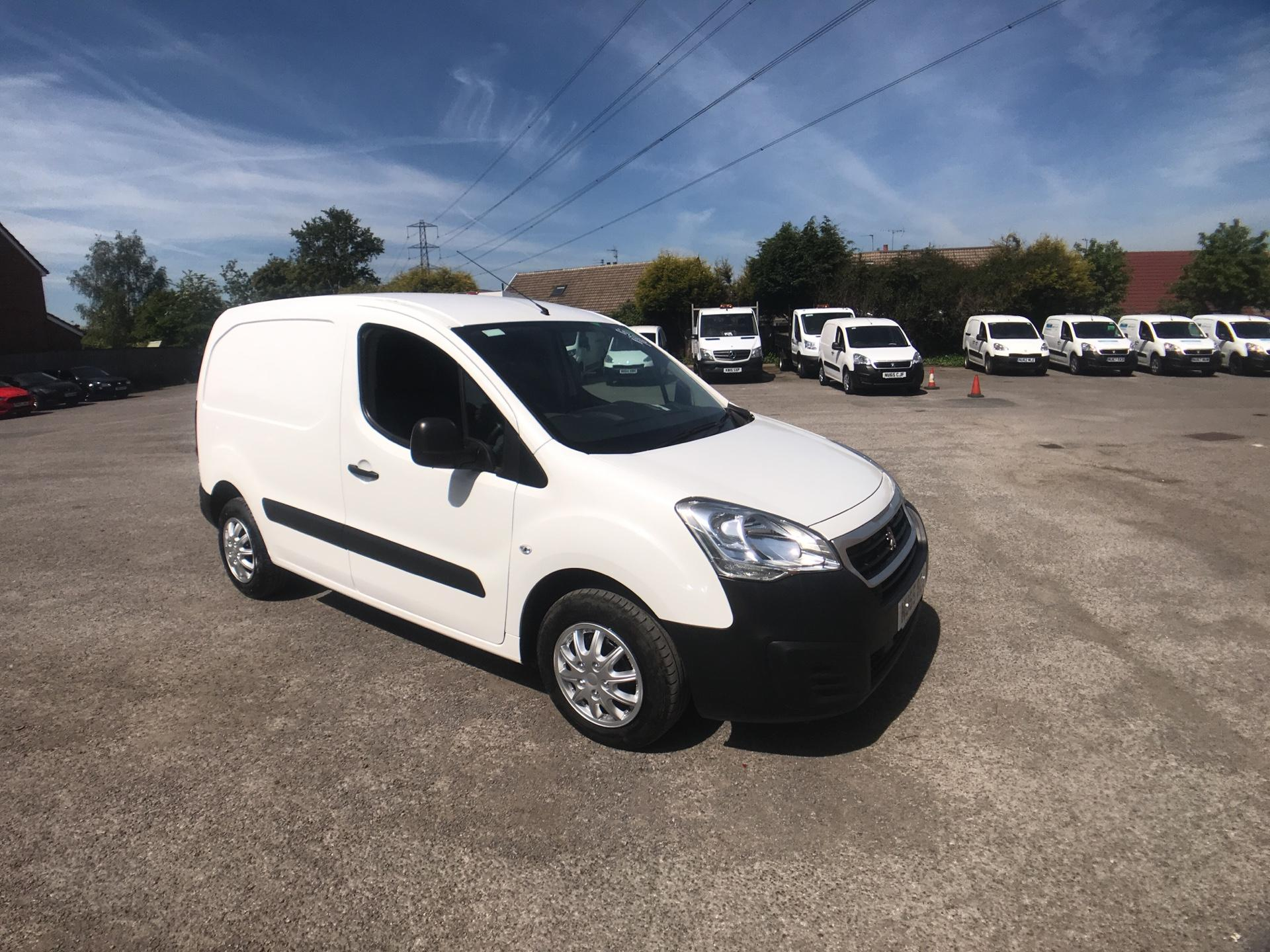 2015 Peugeot Partner 850 S 1.6 Hdi 92 Van [Sld] Euro 5 (NU65BZJ)