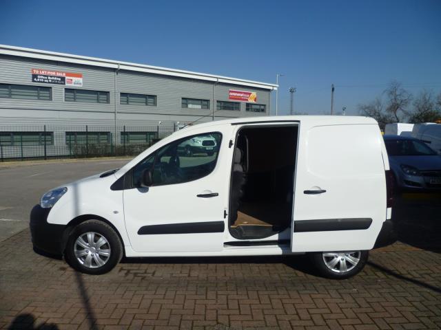 2015 Peugeot Partner L1 850 S 1.6 92PS (SLD) EURO 5 (NU65CHO) Image 10