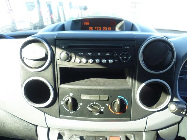 2015 Peugeot Partner L1 850 S 1.6 92PS (SLD) EURO 5 (NU65CHO) Image 20