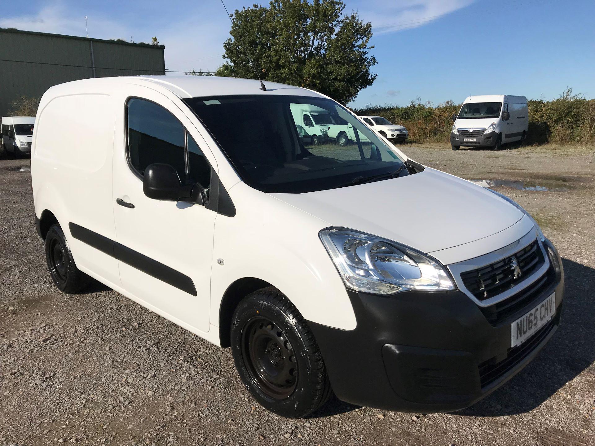 2015 Peugeot Partner L1 850 S 1.6 92PS (SLD) EURO 5 (NU65CHV)