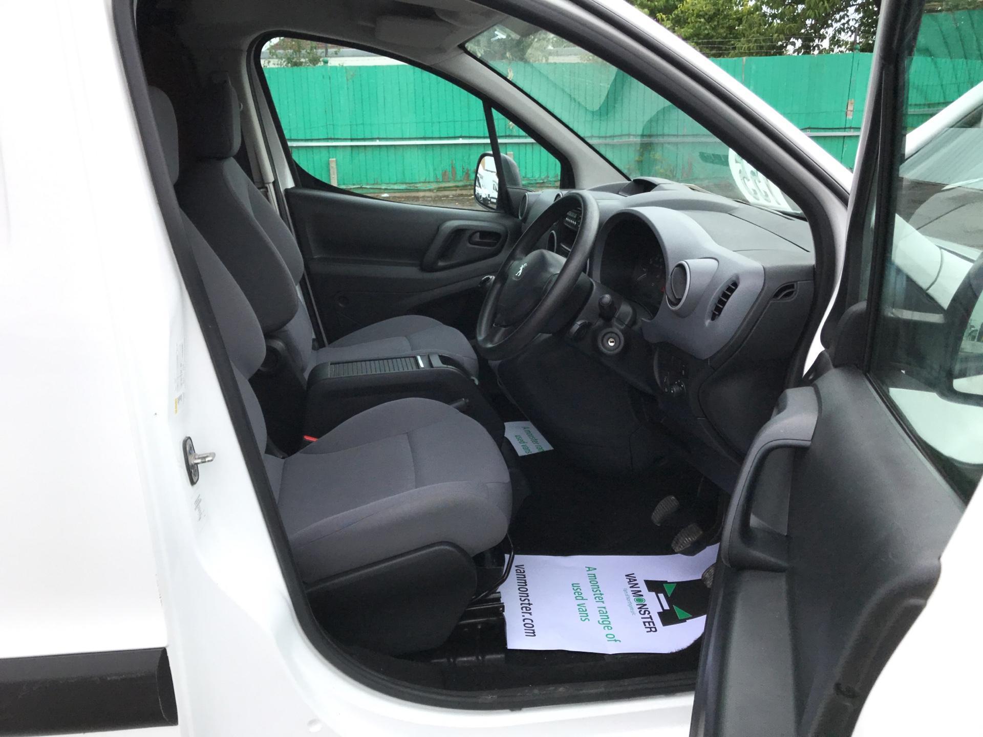 2015 Peugeot Partner  L1 850 1.6 92PS (SLD) EURO 5  (NU65CJJ) Image 9