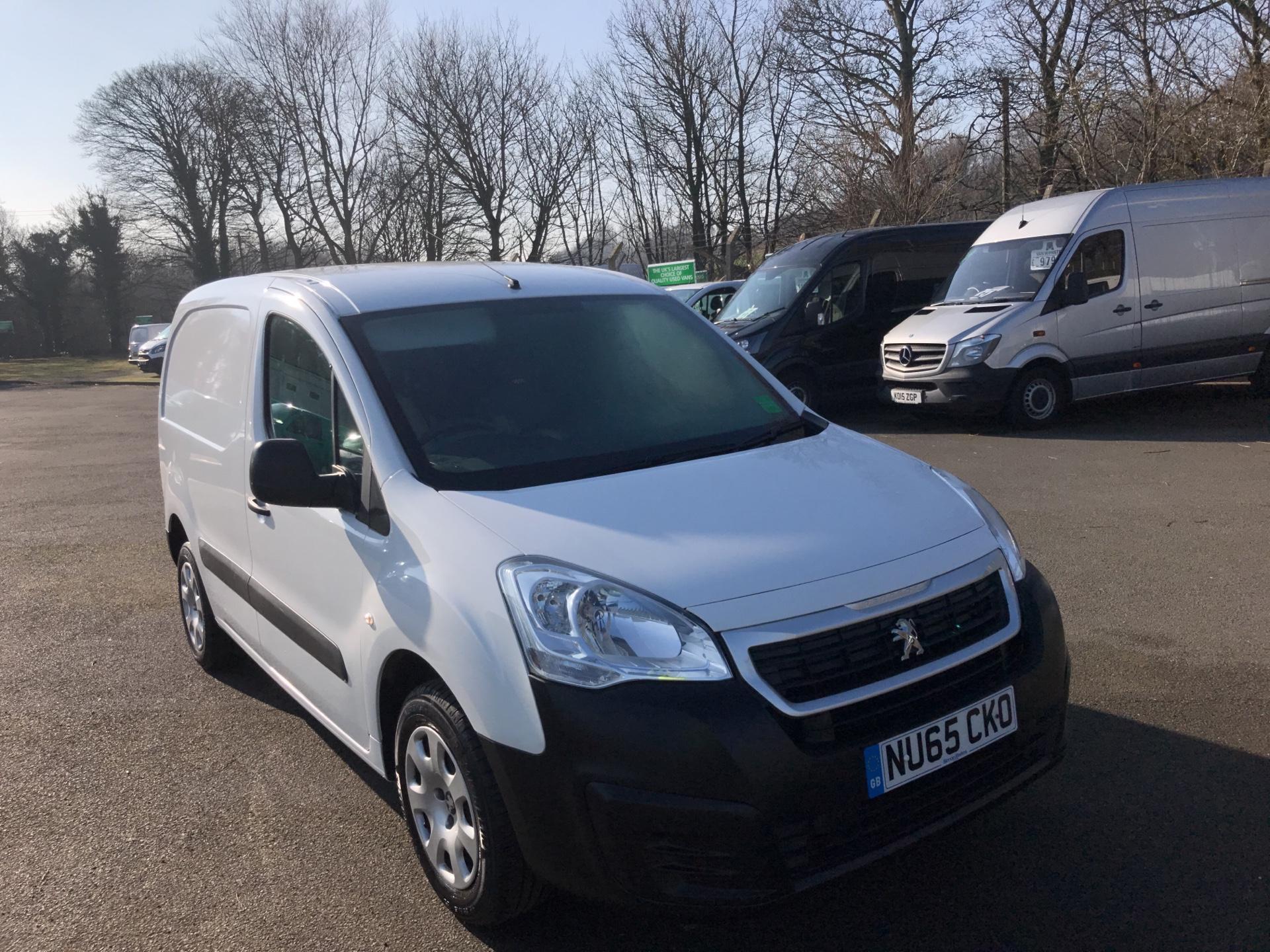 2015 Peugeot Partner L1 850 S 1.6 92PS (SLD) EURO 5 (NU65CKO)