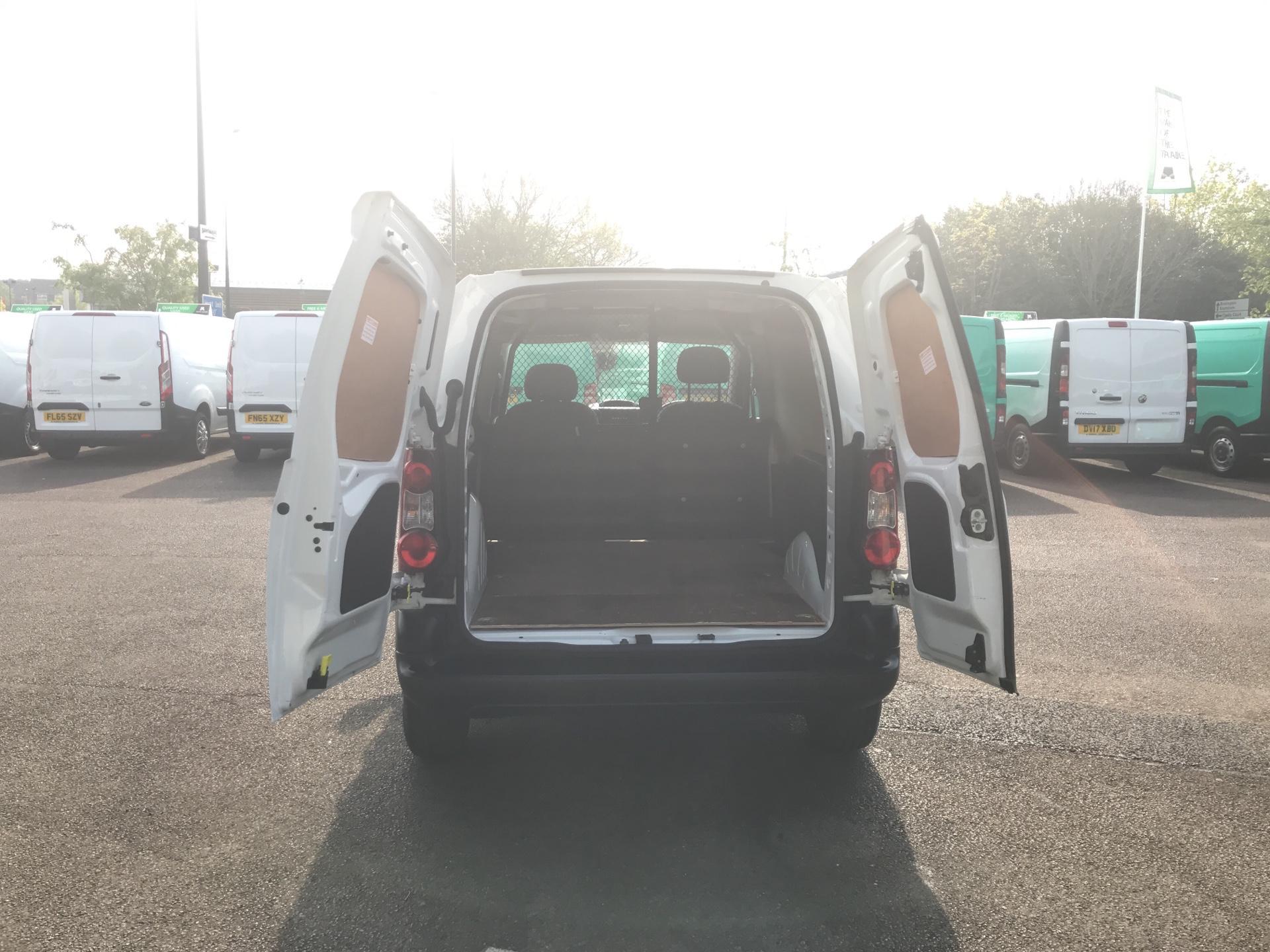 2015 Peugeot Partner 850 S 1.6 Hdi 92 Van [Sld] Euro 5 (NU65CLX) Image 15