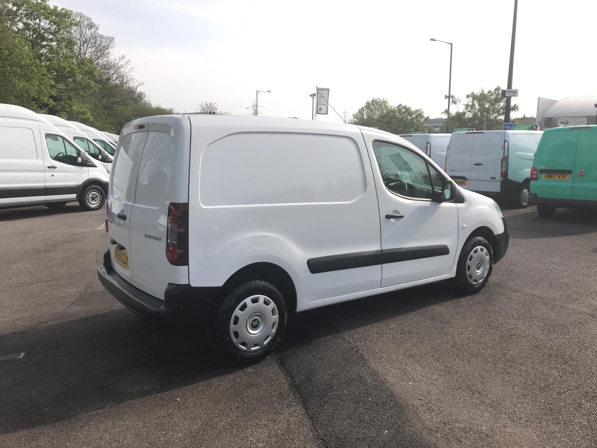 2015 Peugeot Partner 850 S 1.6 Hdi 92 Van [Sld] Euro 5 (NU65CLX) Image 3