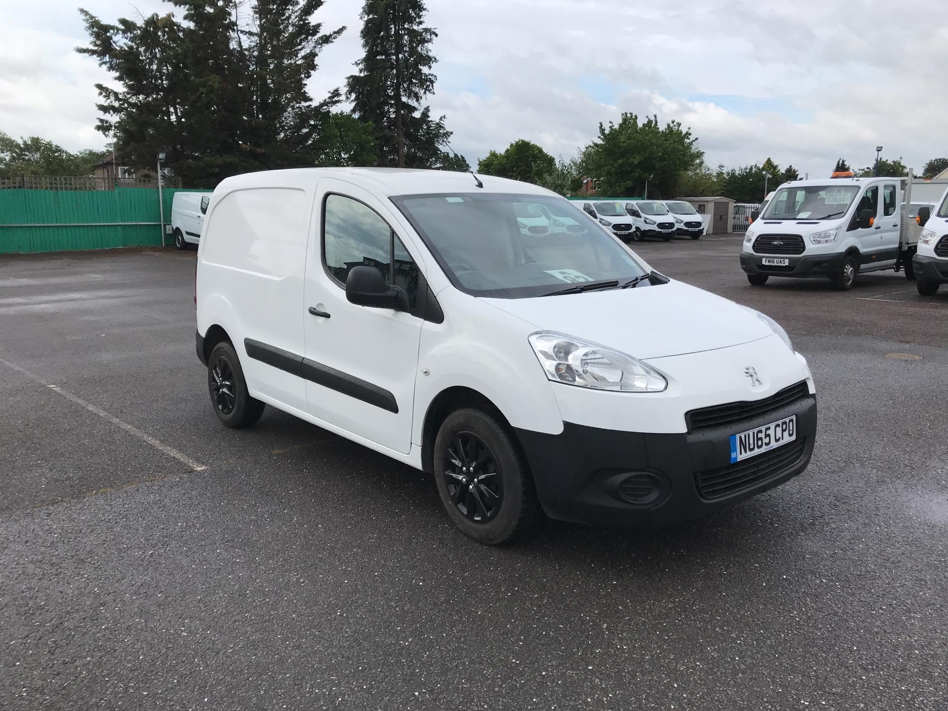 2015 Peugeot Partner  L1 850 1.6 92PS (SLD) EURO 5