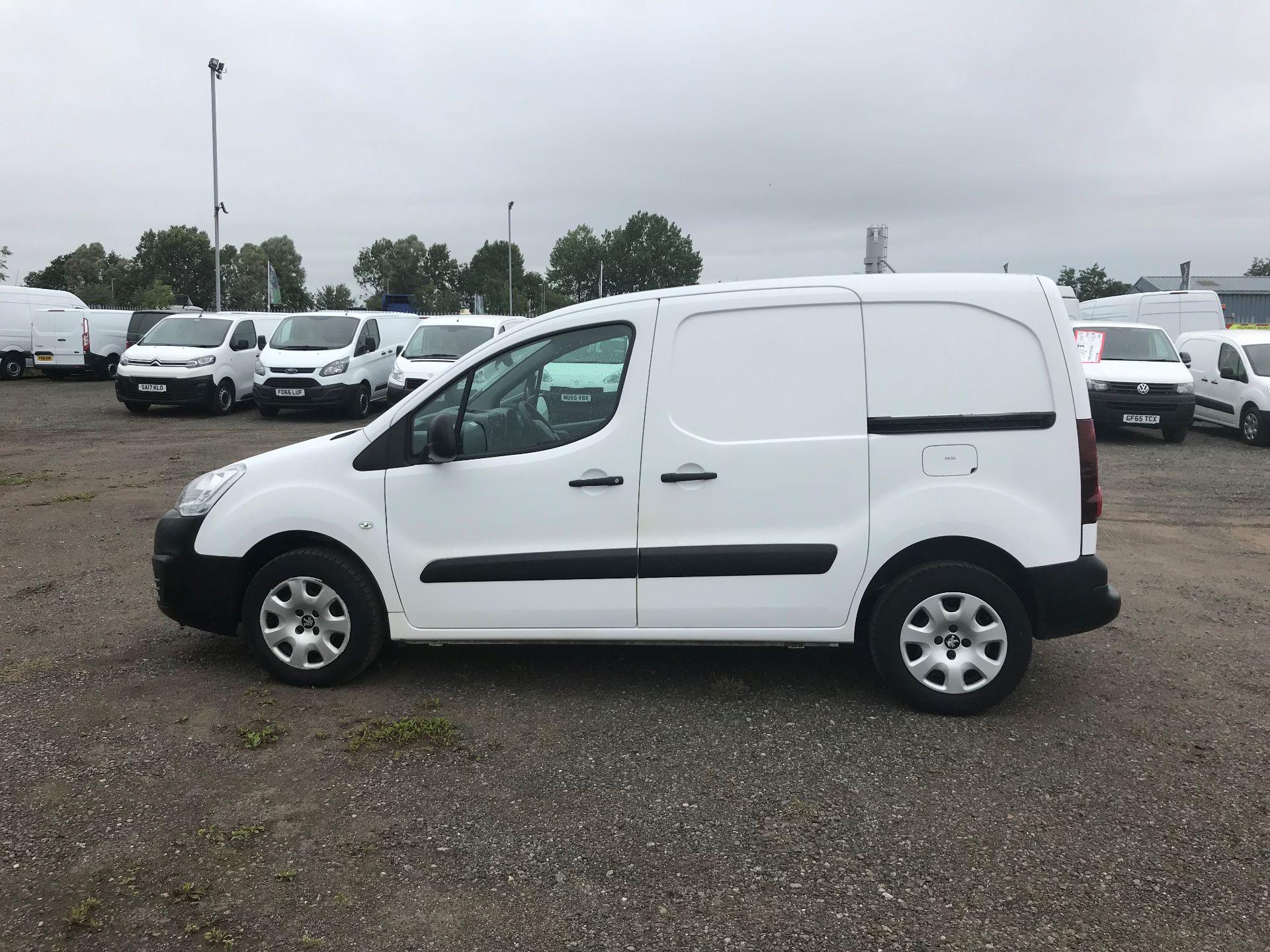 2015 Peugeot Partner 850 S 1.6 Hdi 92 Van [Sld] (NU65CRX) Image 7