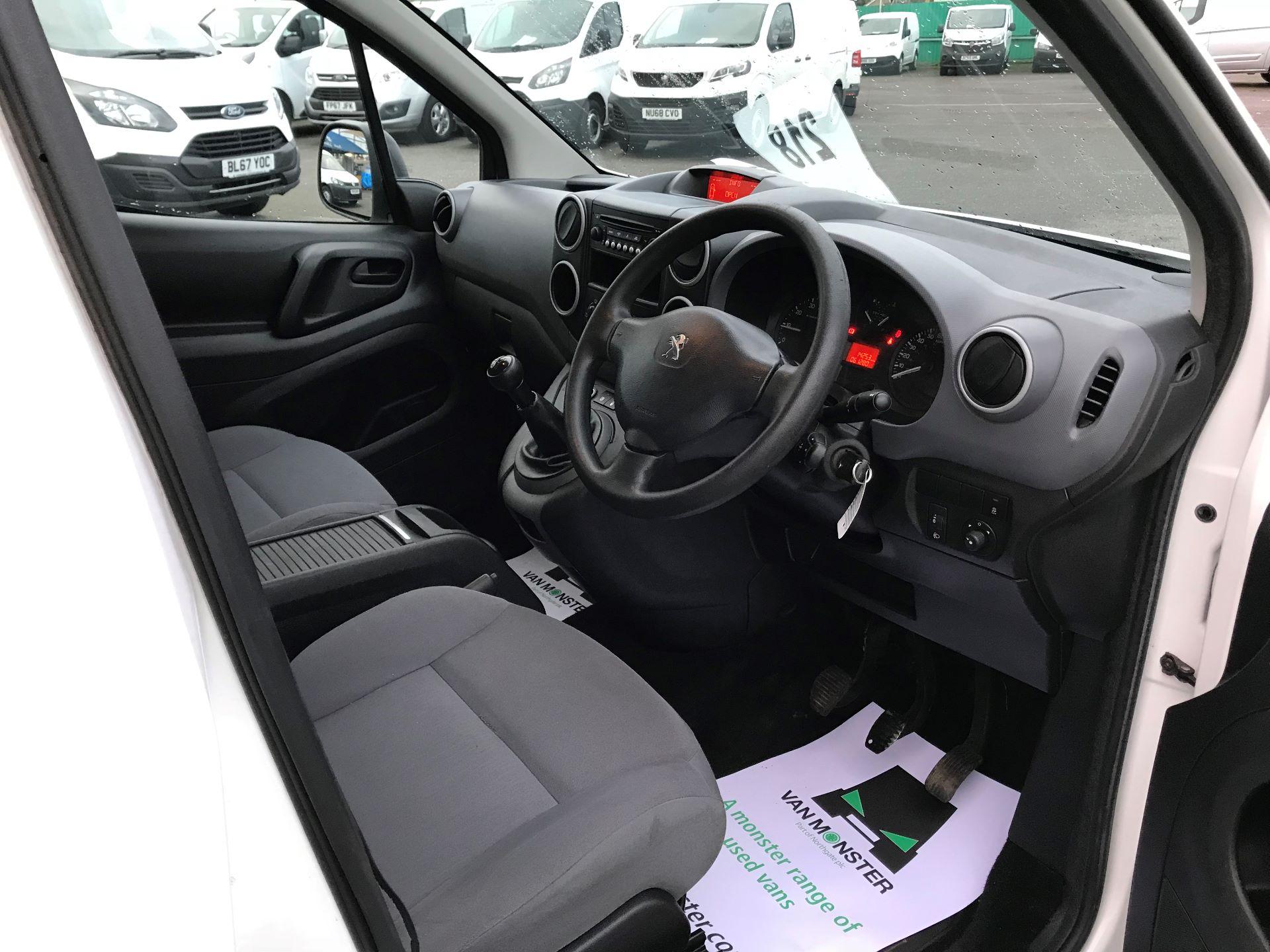 2016 Peugeot Partner  L1 850 1.6 92PS (SLD) EURO 5  (NU65CVM) Image 21