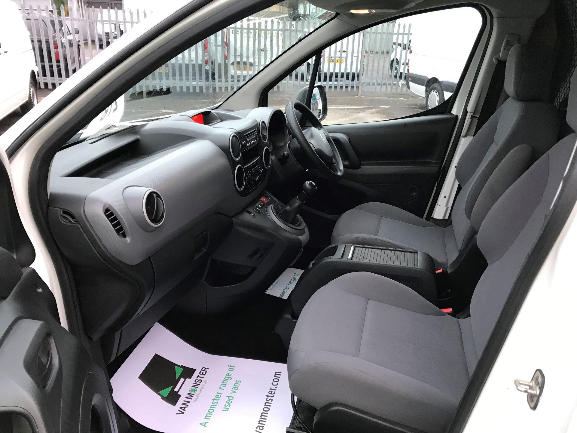 2016 Peugeot Partner  L1 850 1.6 92PS (SLD) EURO 5  (NU65CVM) Image 20