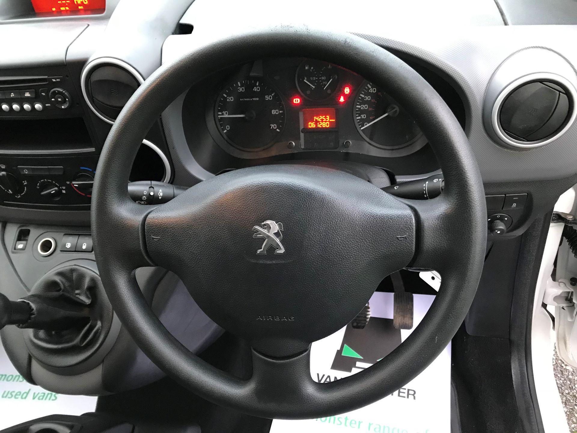 2016 Peugeot Partner  L1 850 1.6 92PS (SLD) EURO 5  (NU65CVM) Image 23