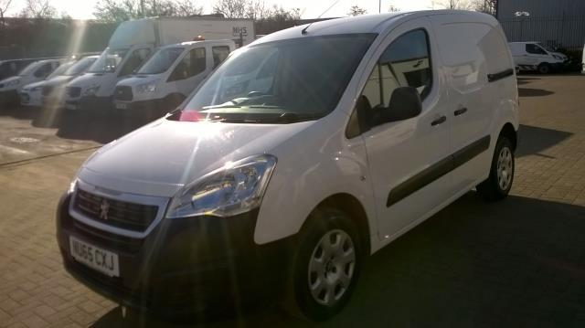 2015 Peugeot Partner L1 850 S 1.6 92PS (SLD) EURO 5 (NU65CXJ) Image 3