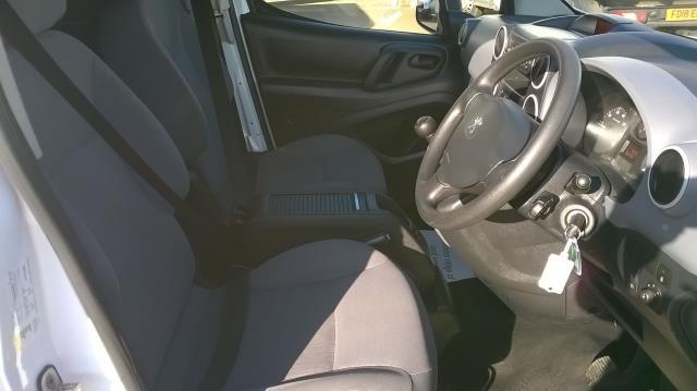 2015 Peugeot Partner L1 850 S 1.6 92PS (SLD) EURO 5 (NU65CXJ) Image 20