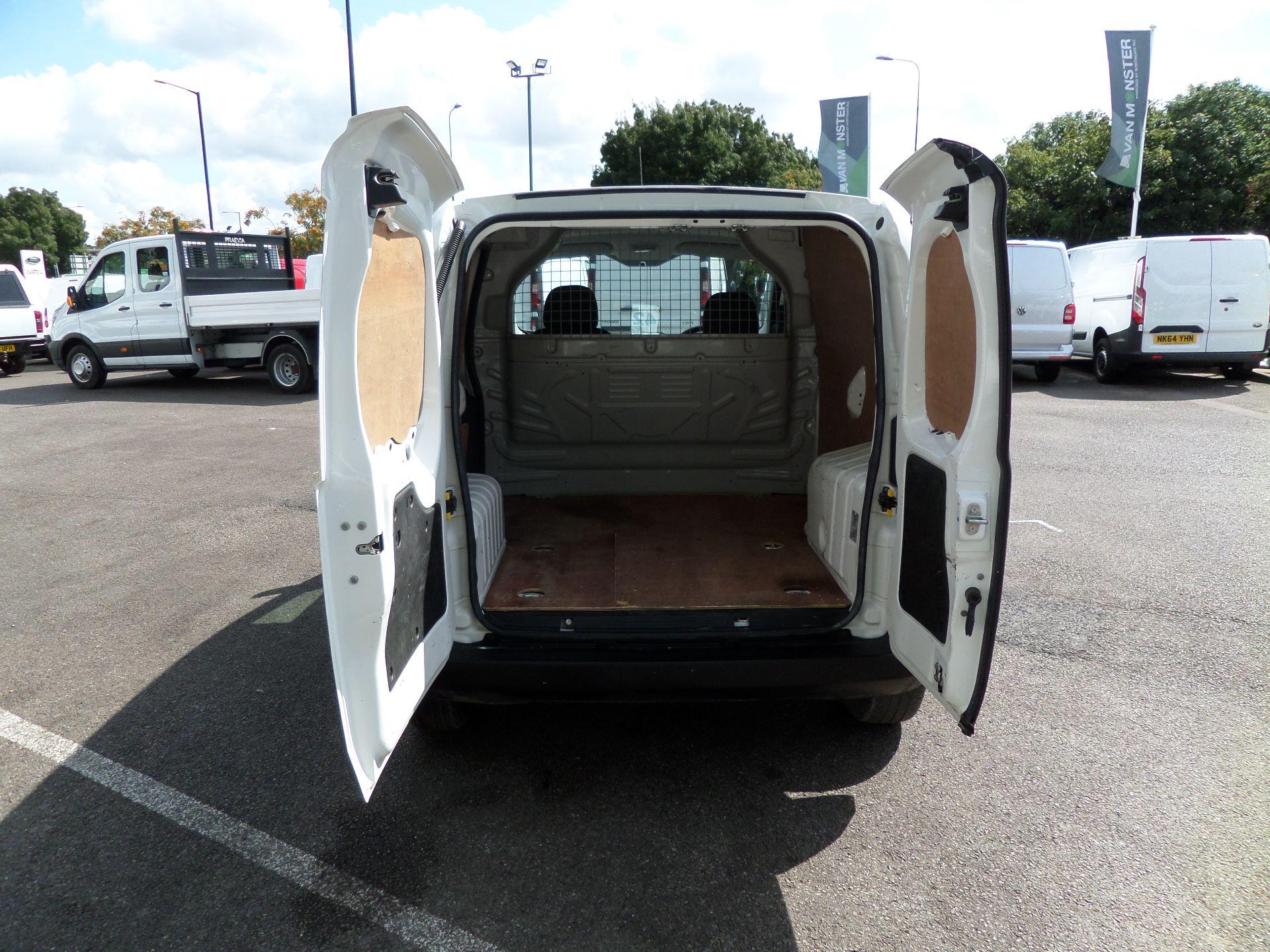 2015 Peugeot Bipper 1.3 Hdi 75 S Plus Pack [Sld] Euro 5 (NU65EAC) Image 15