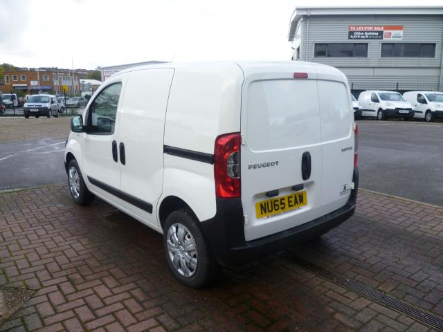 2015 Peugeot Bipper 1.3 HDI 75 S PLUS PACK NON S/S EURO 5 (NU65EAW) Image 5