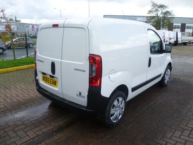 2015 Peugeot Bipper 1.3 HDI 75 S PLUS PACK NON S/S EURO 5 (NU65EAW) Image 4