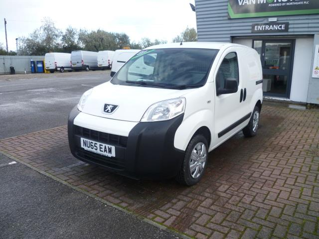 2015 Peugeot Bipper 1.3 HDI 75 S PLUS PACK NON S/S EURO 5 (NU65EAW) Image 2
