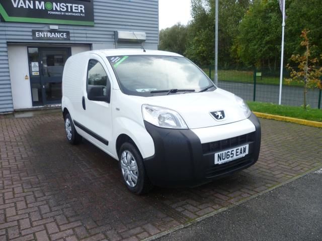 2015 Peugeot Bipper 1.3 HDI 75 S PLUS PACK NON S/S EURO 5 (NU65EAW) Image 1
