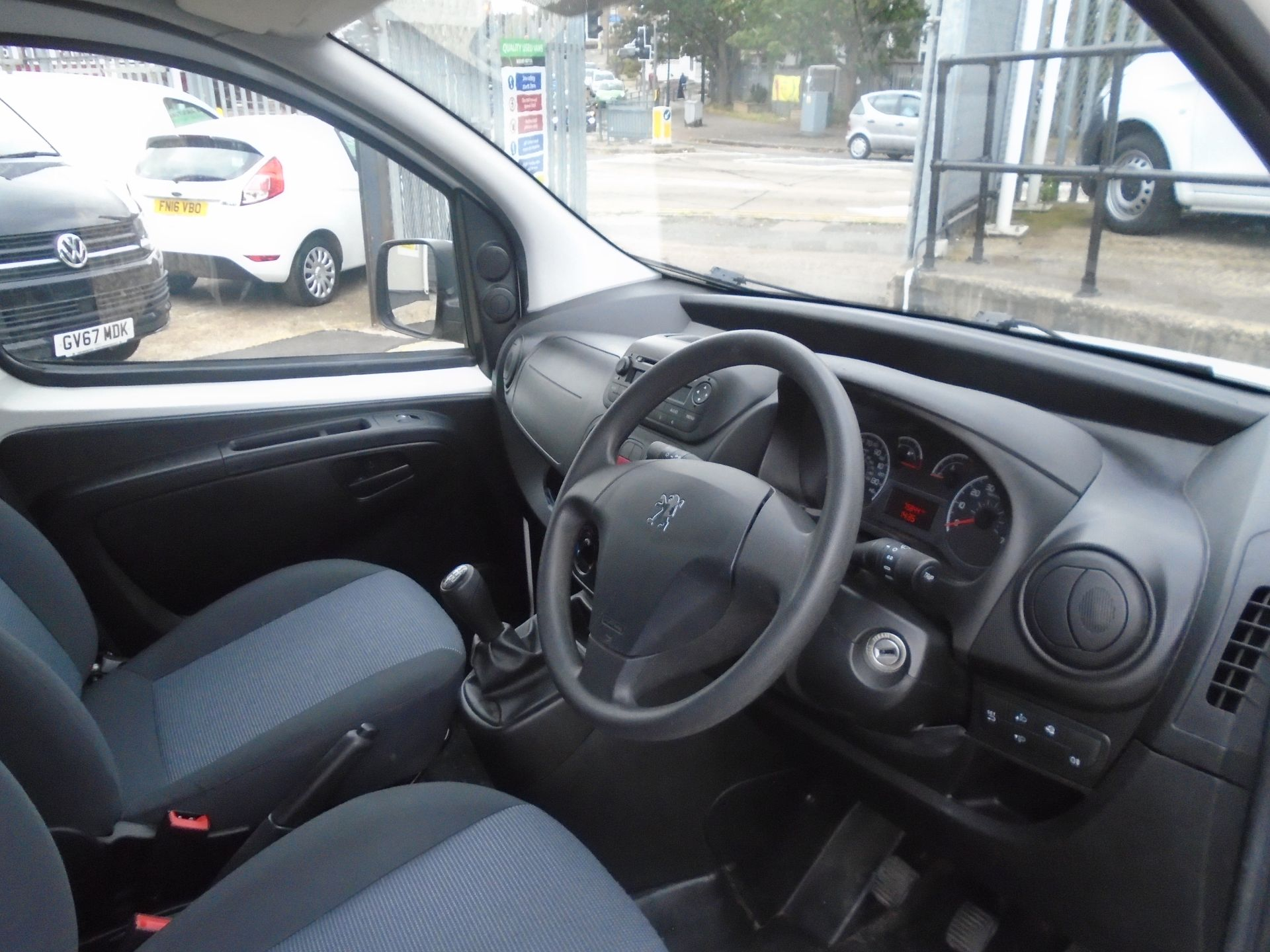 2015 Peugeot Bipper 1.3 Hdi 75 S Plus Pack [Sld] (NU65EBC) Image 15