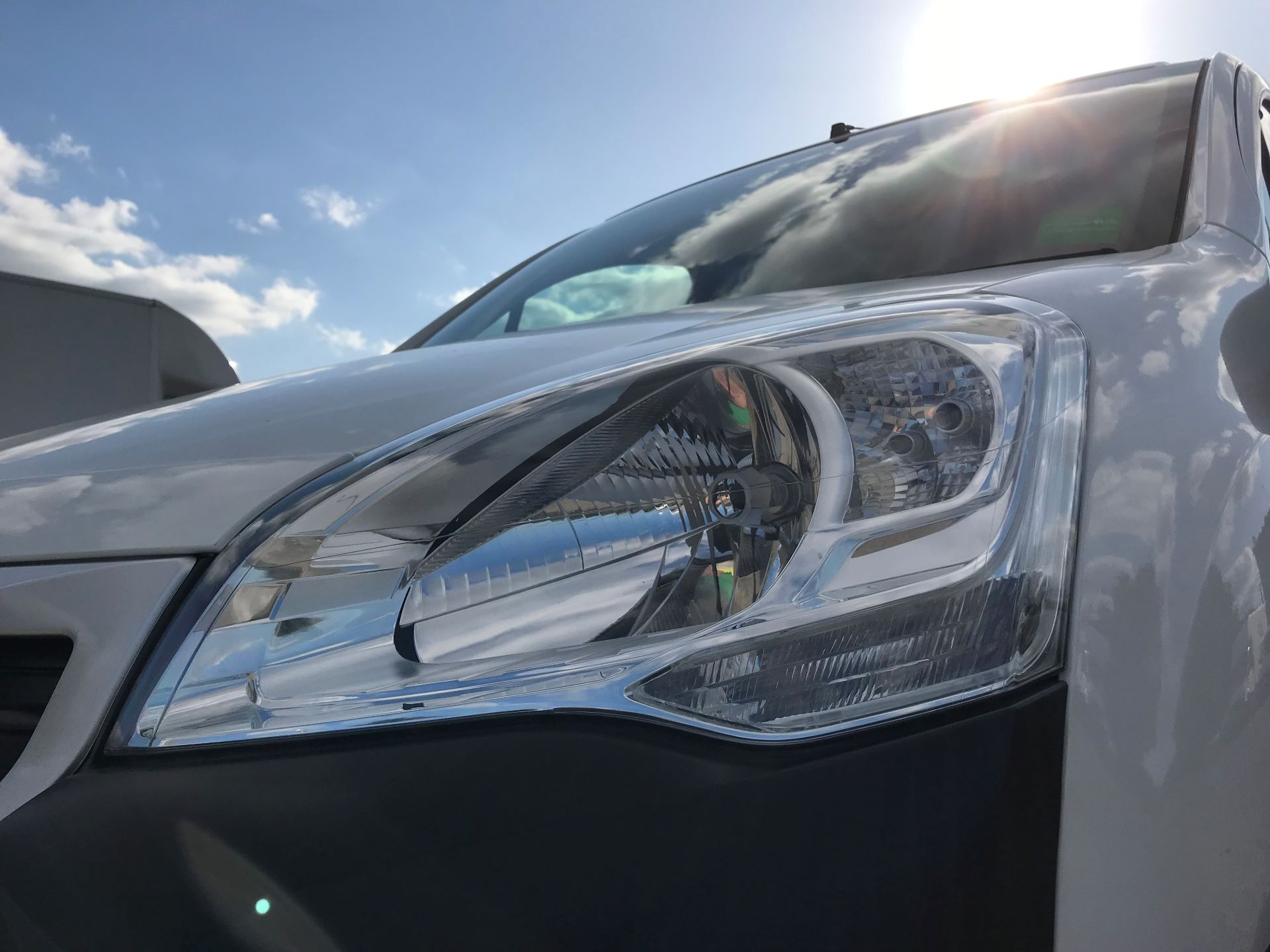 2015 Peugeot Partner L1 850 S 1.6 92PS (SLD) EURO 5 (NU65HTJ) Image 18