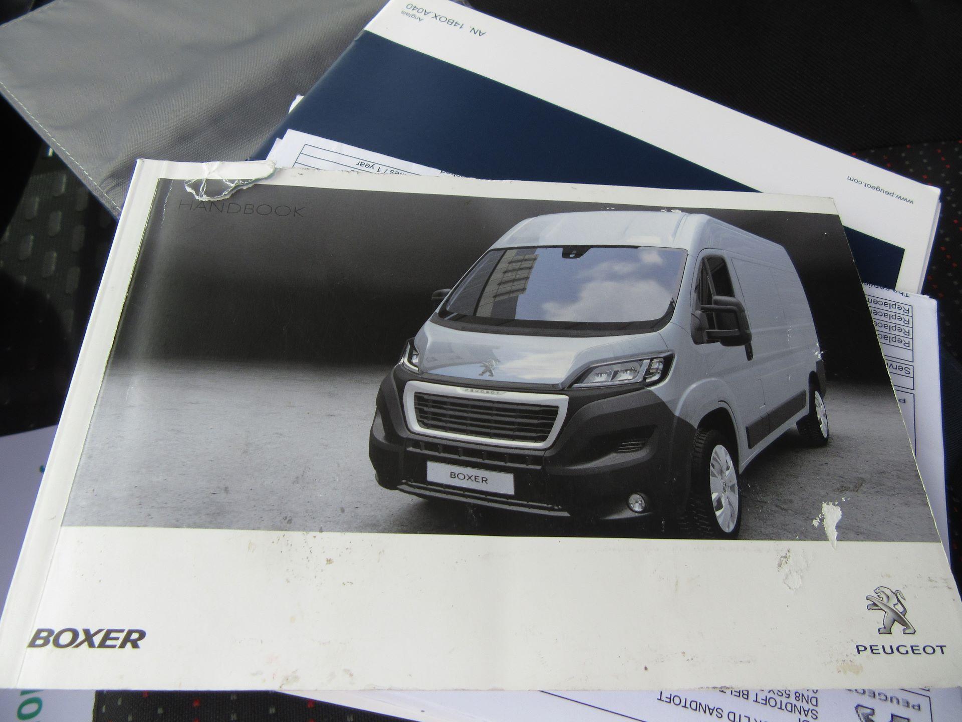 2015 Peugeot Boxer L3 H2 2.2 130PS EURO 5 (NU65HWA) Image 25