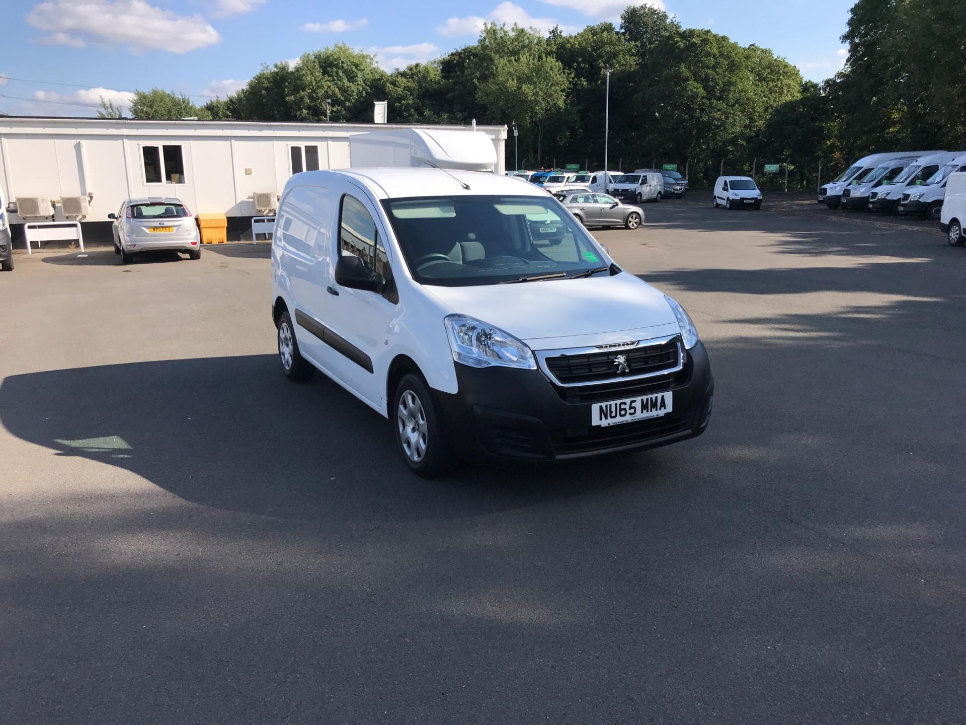 2015 Peugeot Partner  L1 850 SE 1.6 92PS EURO 5 *VALUE RANGE VEHICLE - CONDITION REFLECTED IN PRICE* (NU65MMA)
