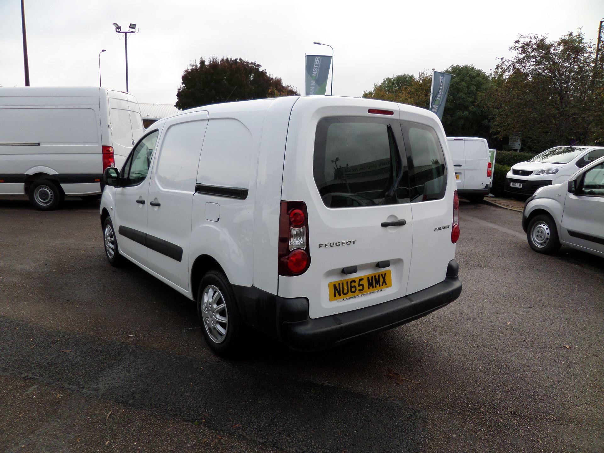 2015 Peugeot Partner 716 S 1.6 Hdi 92 Crew Van Euro 5 (NU65MMX) Image 12